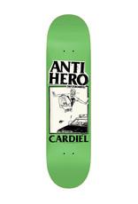 Anti Hero Anti Hero Deck John Cardiel X Lance Mountain (8.12)