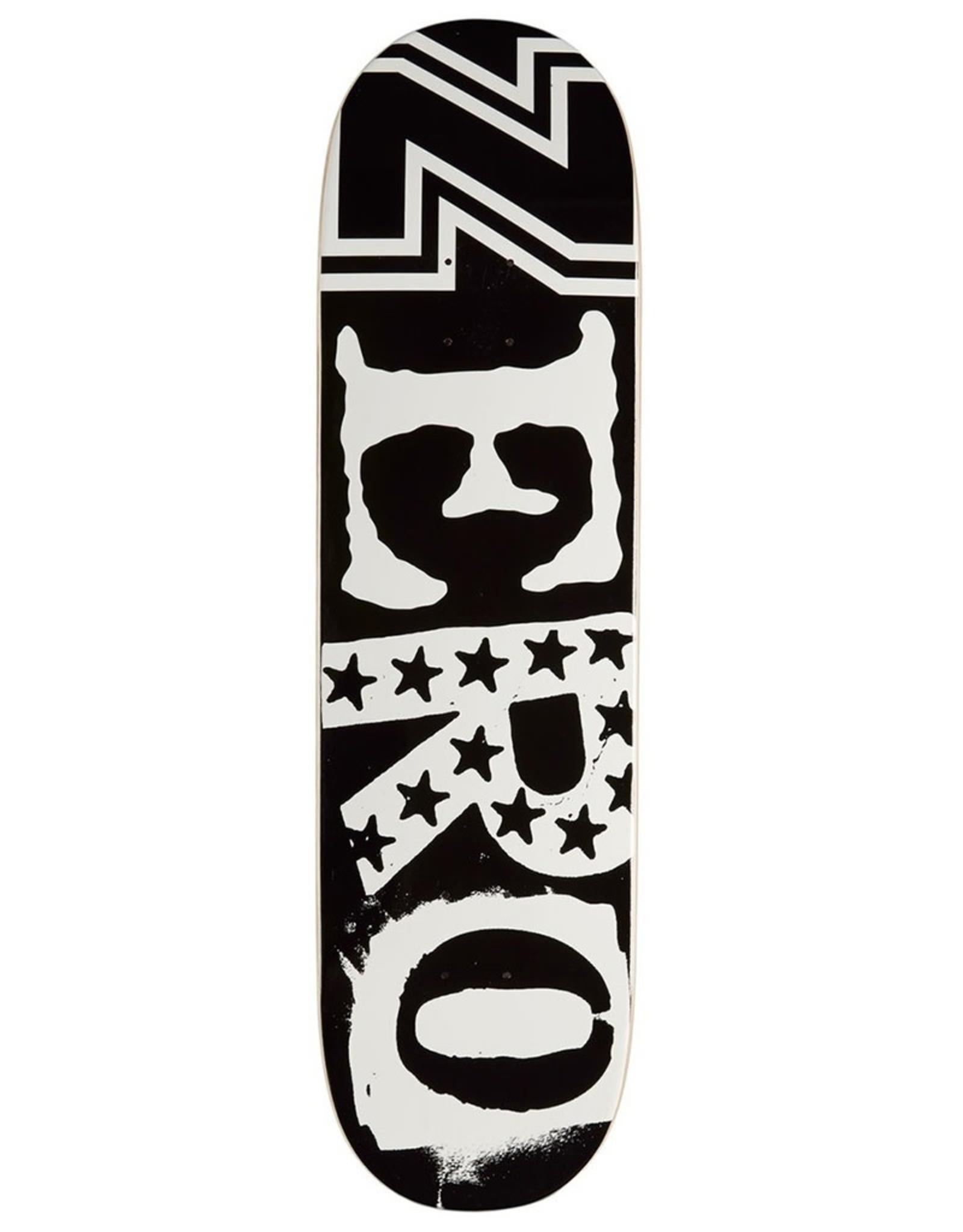 Zero Skateboards Zero Deck Team Legacy Ransom (8.5)