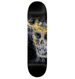 Zero Skateboards Zero Deck Dane Burman Deville Skull (8.5)