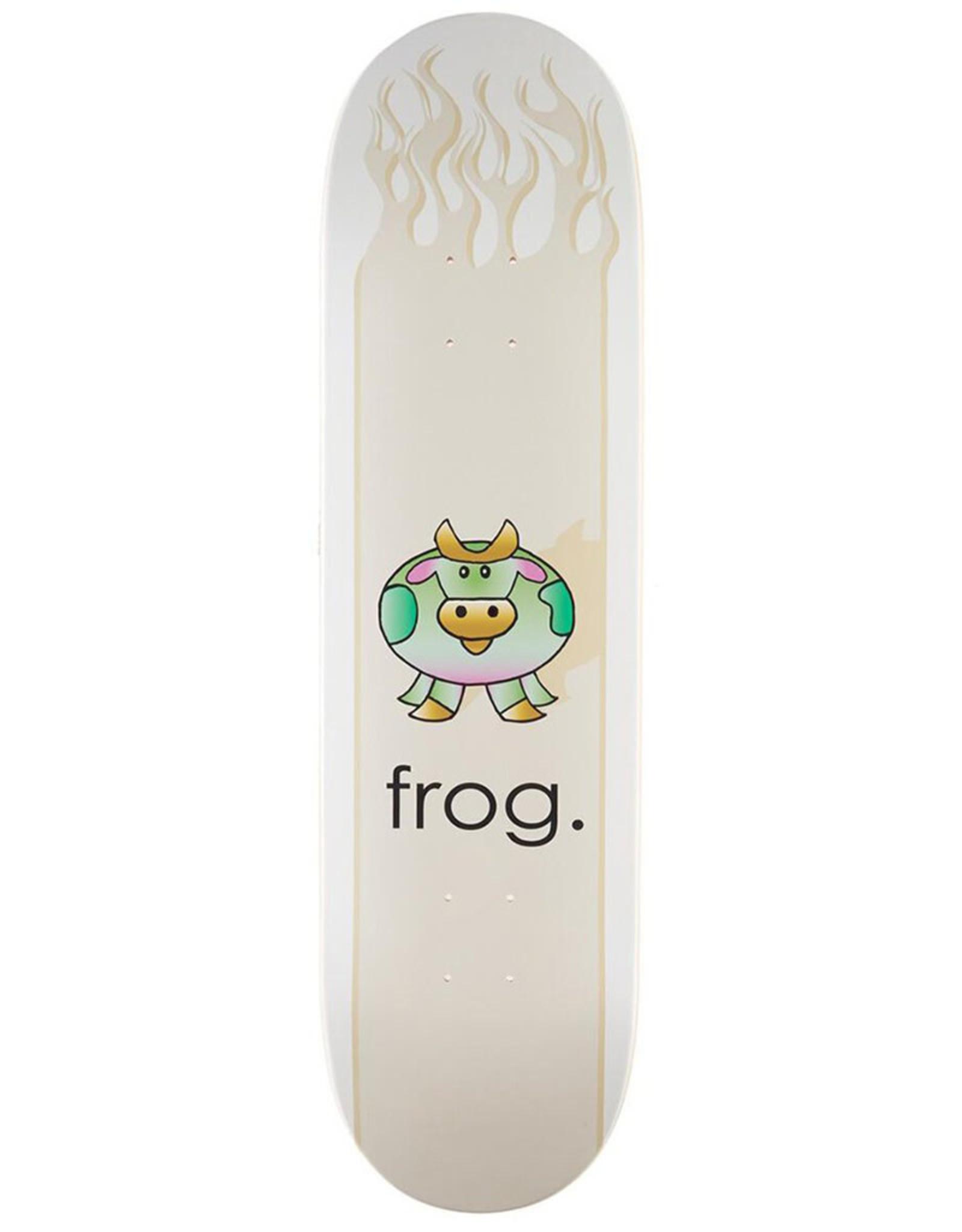 Frog Frog Deck Cow (8.5)