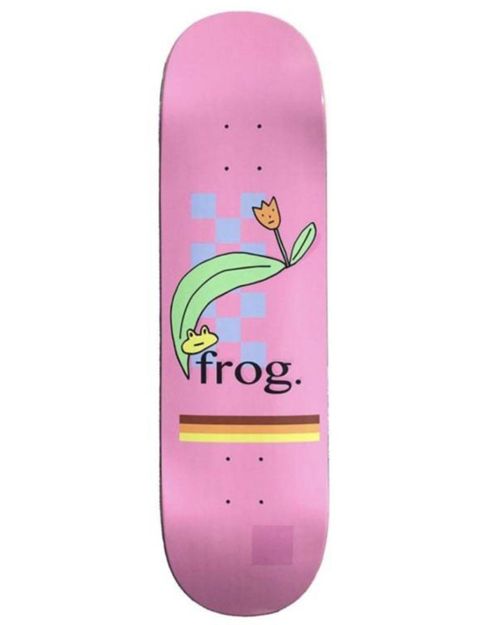 Frog Frog Deck Flower (8.38)