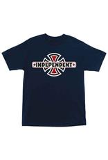 Independent Independent Tee Vintage B/C S/S (Navy)