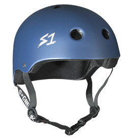 S-One S-One Helmet The Adult Lifer (Navy Matte/Black Straps)