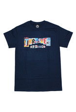 Thrasher Thrasher Tee Mens 40 Years S/S (Navy Blue)