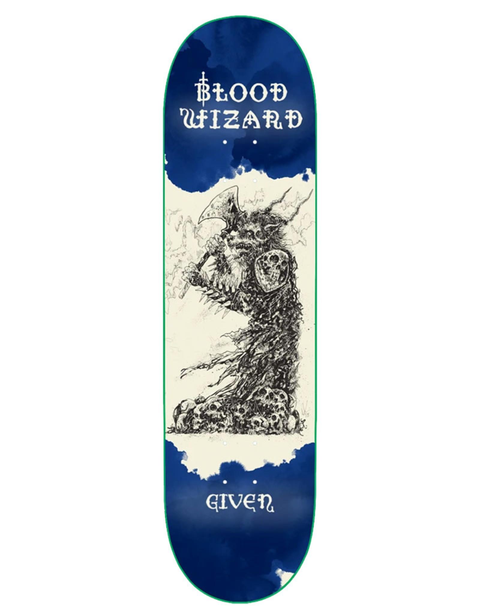 Blood Wizard Blood Wizard Deck Given Neanderwolf Occult (8.375)