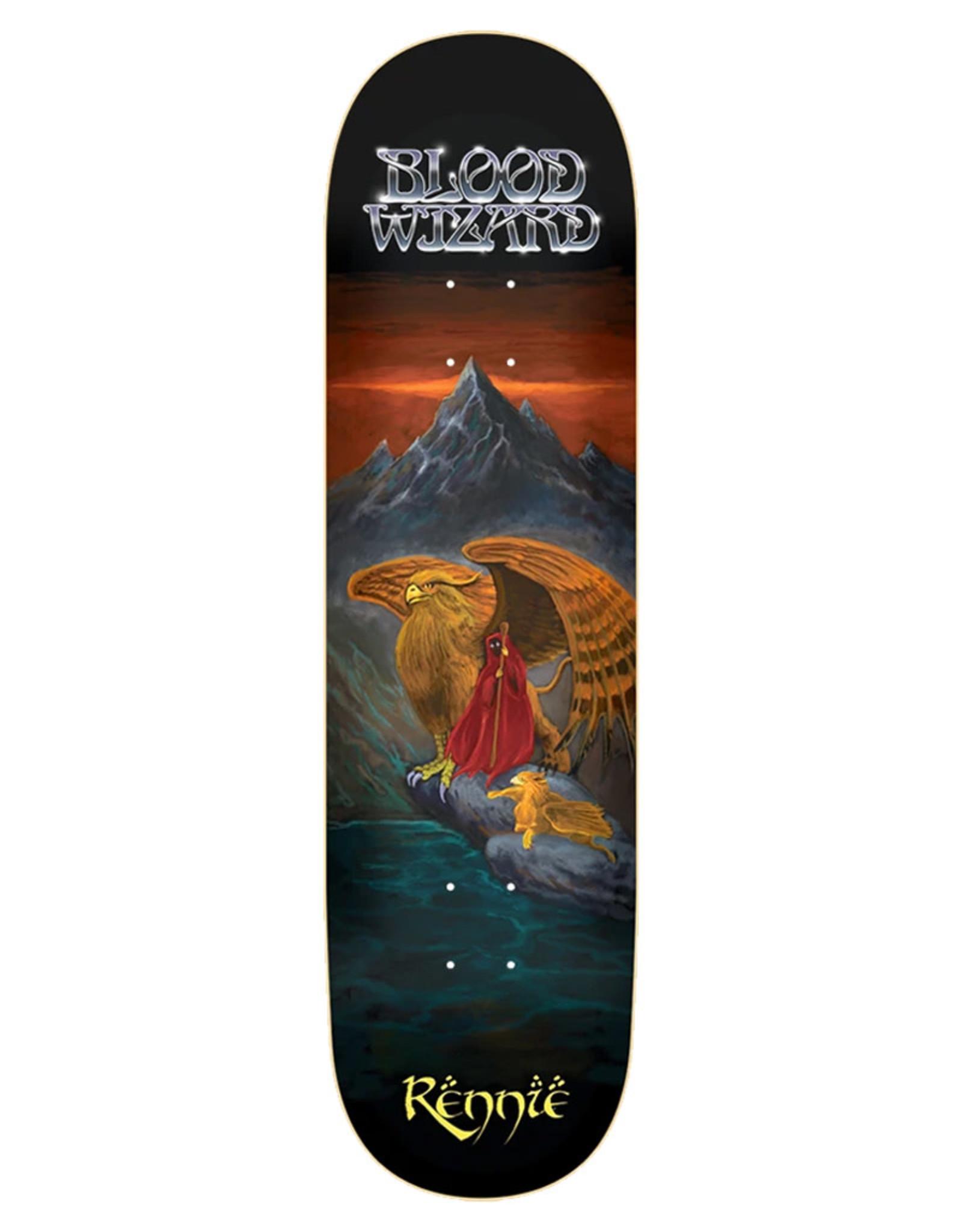 Blood Wizard Blood Wizard Deck Rennie Gryphon Warrior (8.375)
