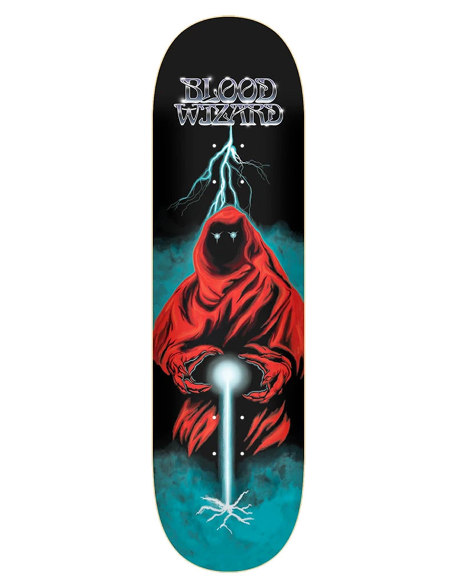 Blood Wizard Blood Wizard Deck Team Crimson Warrior (8.625)