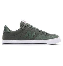 New Balance Numeric New Balance Numeric Shoe 212 Pro Court (Green/White)