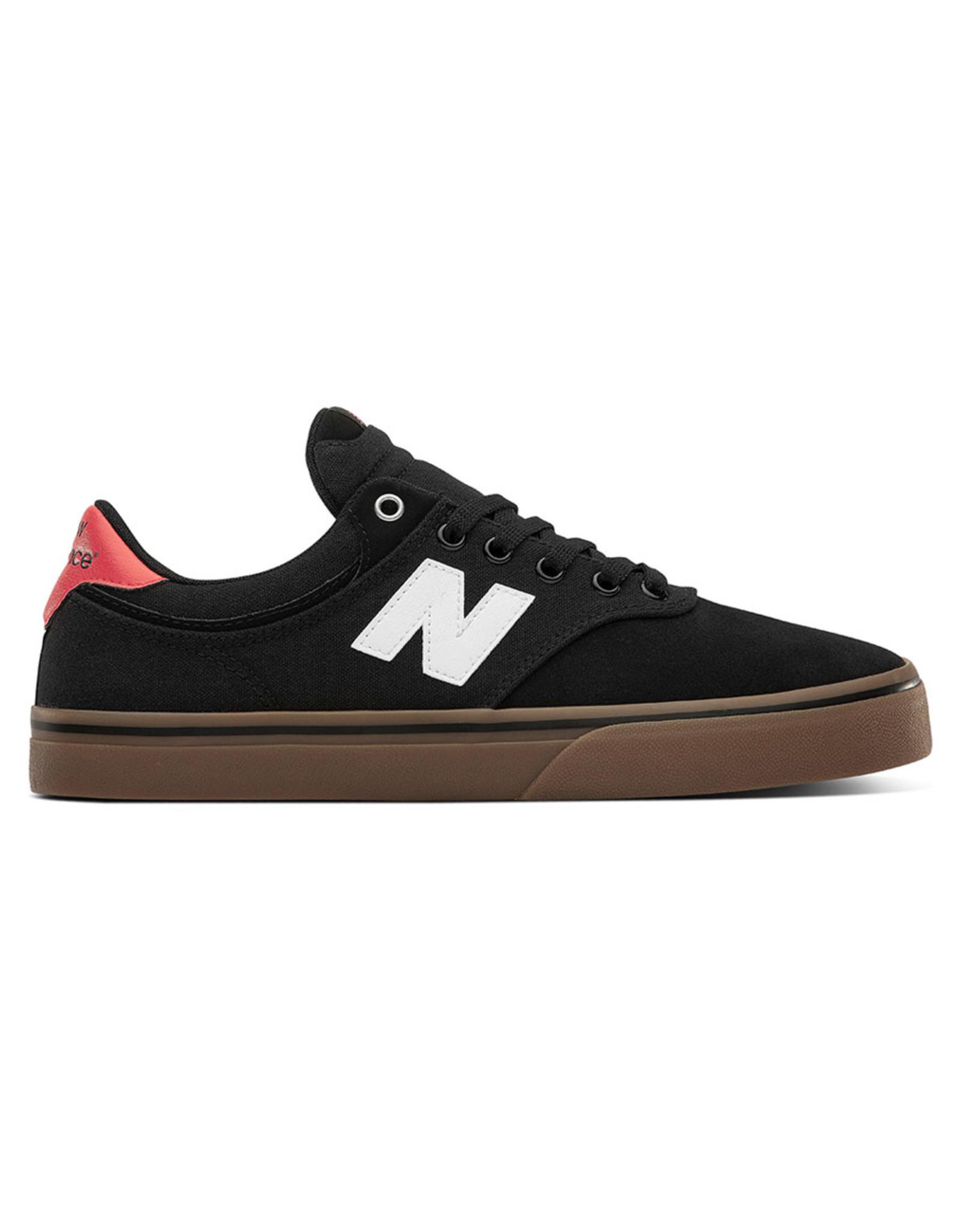 New Balance Numeric New Balance Numeric Shoe 255 (Black/Red/Gum)