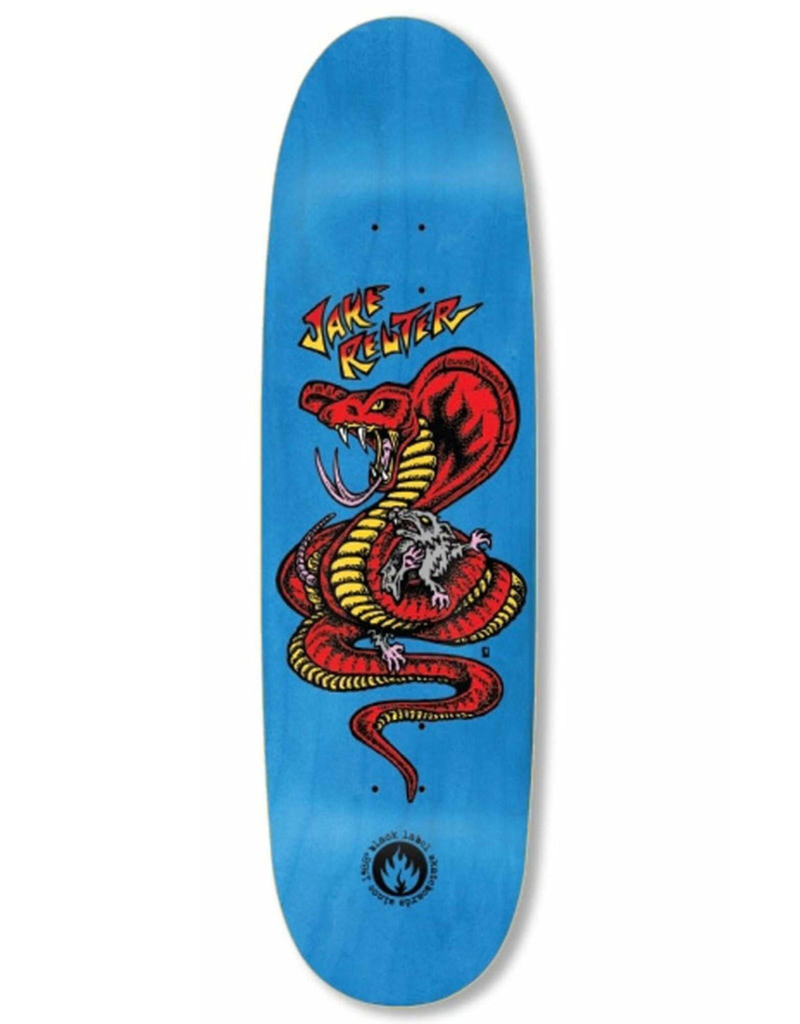 Black Label Black Label Deck Jake Reuter Snake And Rat Blue Stain (9.0)