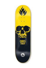 Black Label Black Label Deck Chris Troy Skull Black/Yellow/White (8.5)
