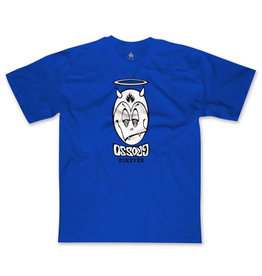 Black Label Black Label Tee Grosso Forever S/S (Royal Blue)