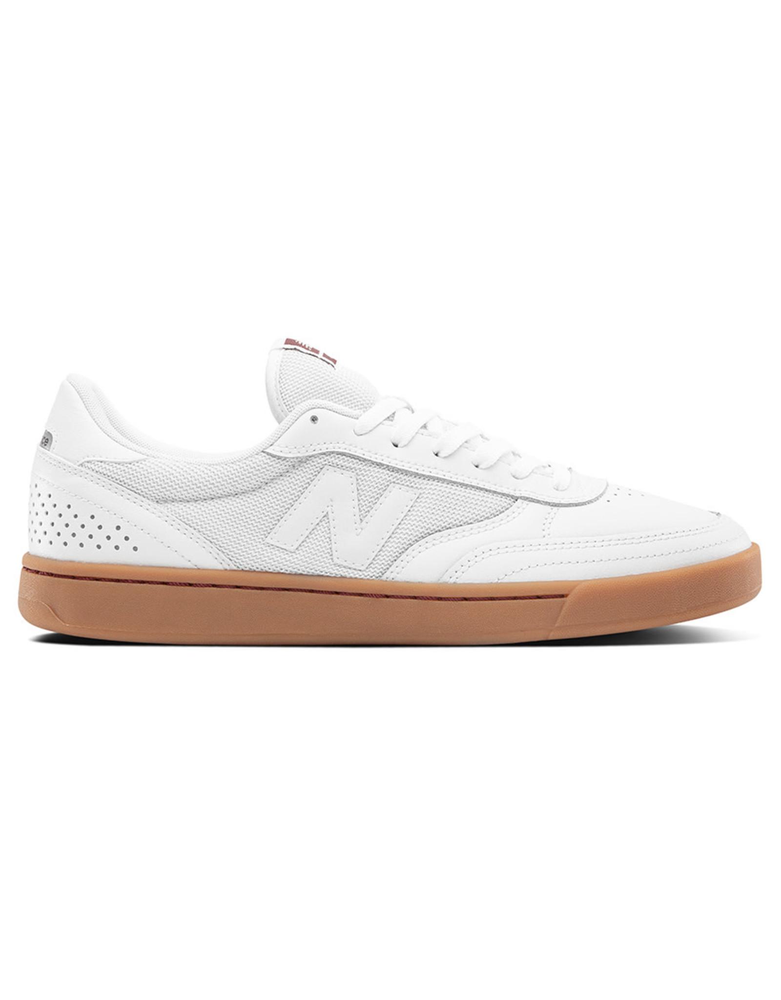 New Balance Numeric New Balance Numeric Shoe 440 Skate Shop Day (White/Gum)