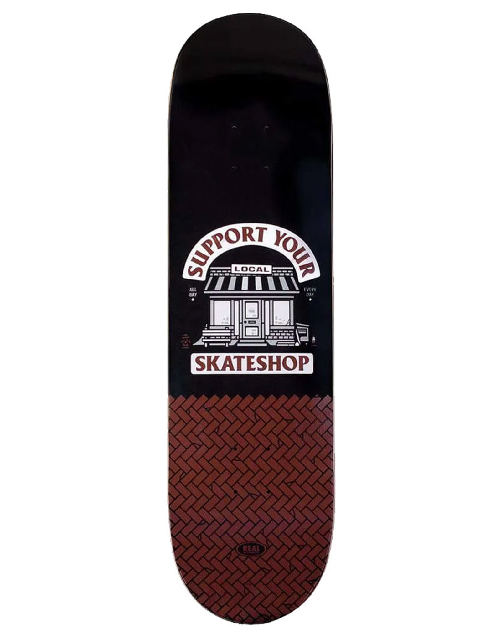 Real Real Deck Skate Shop Day (8.25)