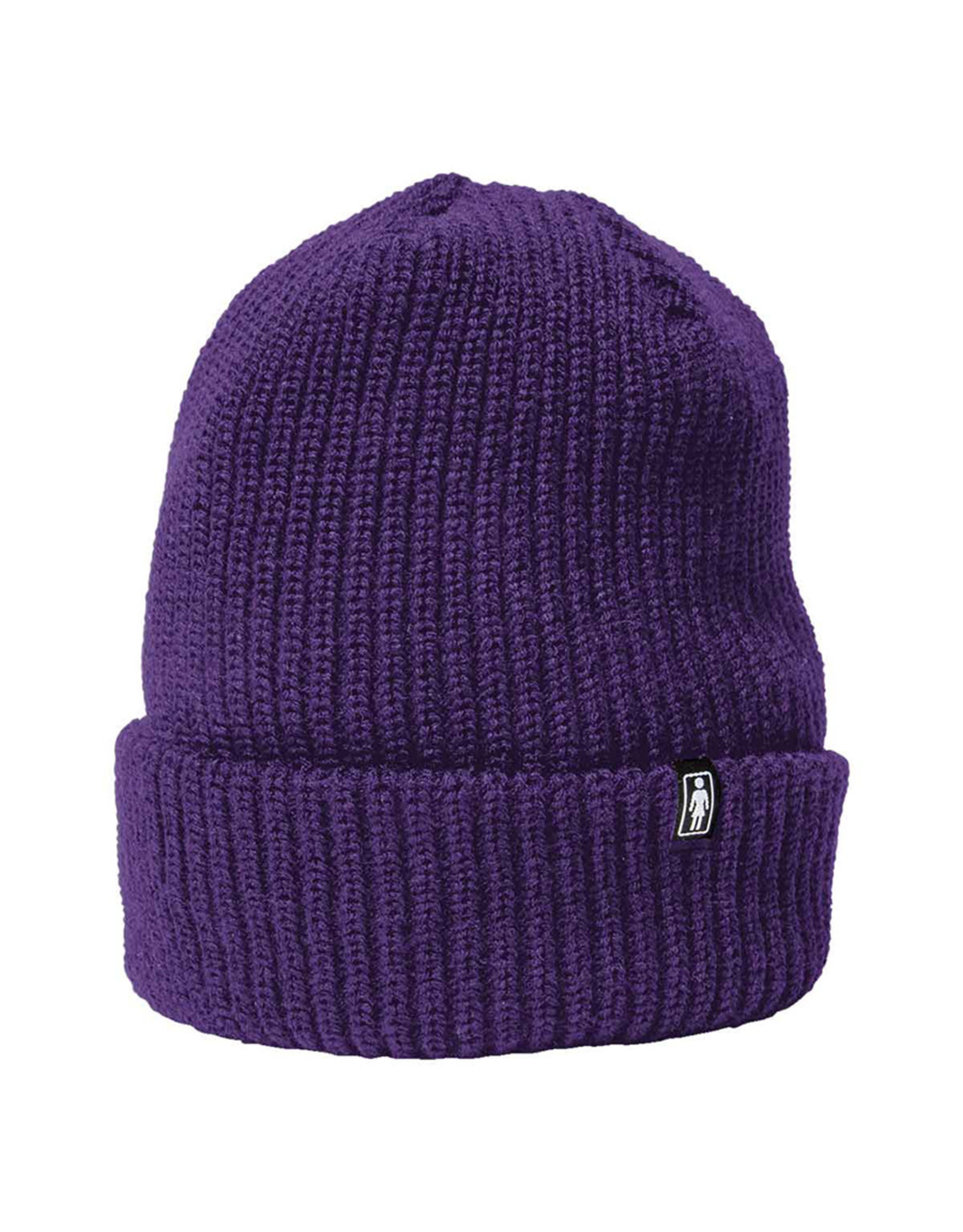 Girl Girl Beanie OG Clip (Purple)