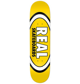 Real Real Deck Team Classic Oval (8.06)