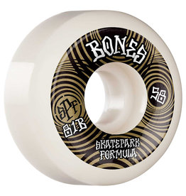 Bones Bones Wheels SPF Ripples P5 Sidecut White (56mm/81b)