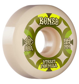 Bones Bones Wheels STF Retros V5 Sidecut White (55mm/99a)