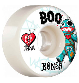 Bones Bones Wheels STF Boo Voodoo V4 Wide Cut White (53mm/103a)