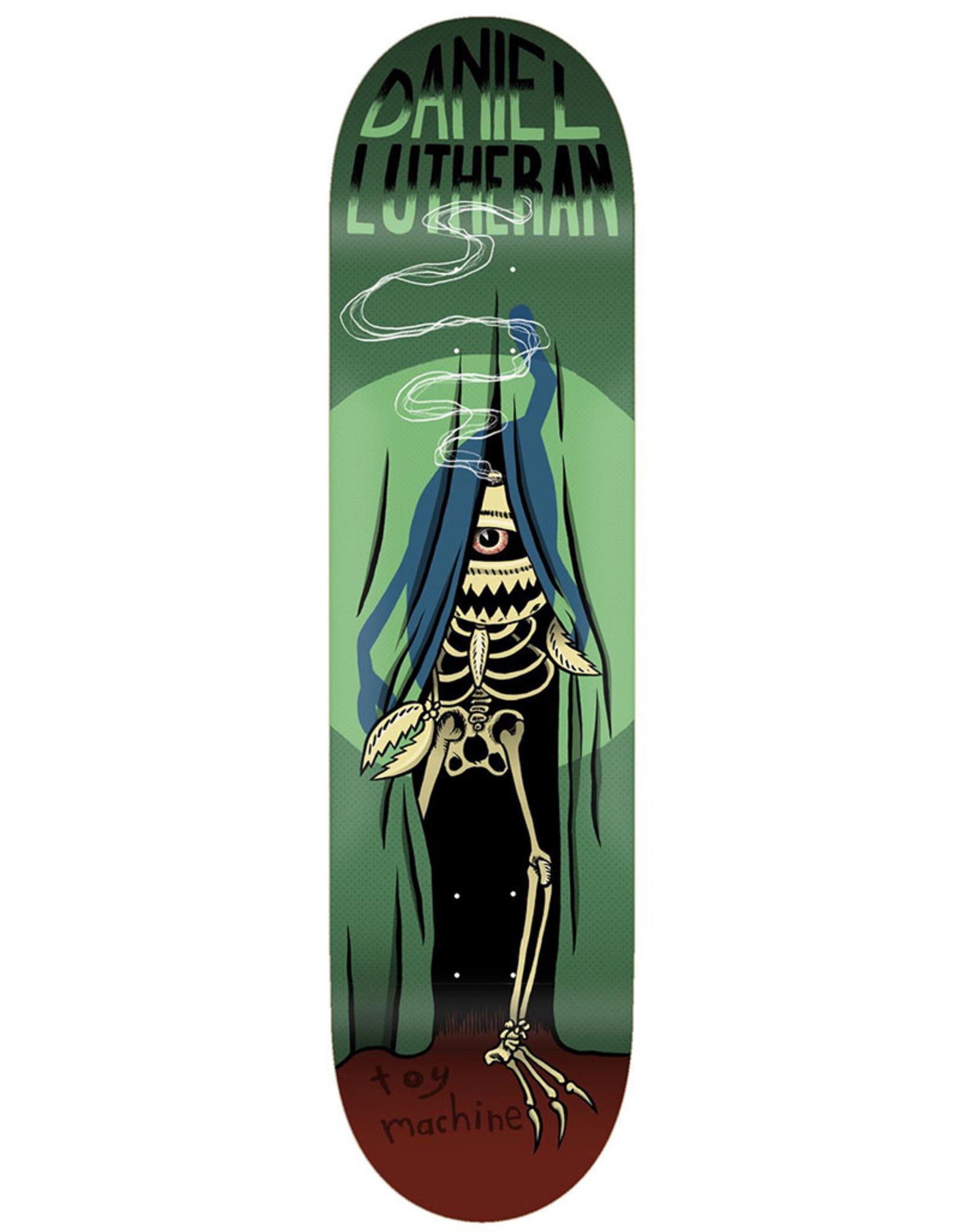 Toy Machine Toy Machine Deck Lutheran Curtain (8.38)