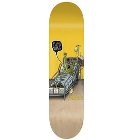Toy Machine Toy Machine Deck Templeton Mask (8.5)