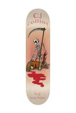 Toy Machine Toy Machine Deck Collins Reaper Skeleton (8.25)