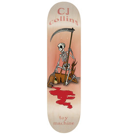 Toy Machine Toy Machine Deck Collins Reaper Skeleton (8.25)