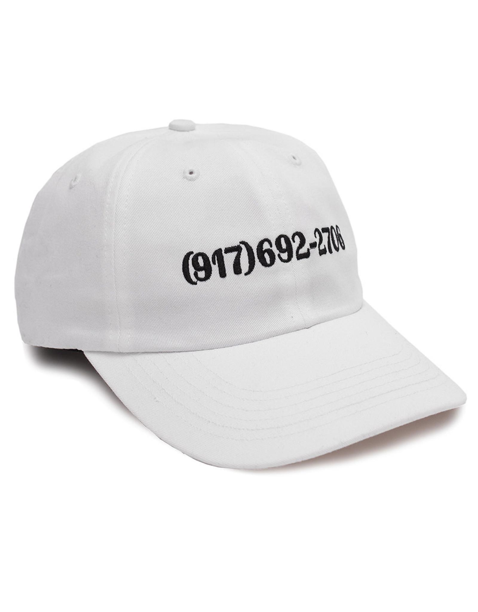 917 917 Hat Dialtone Snapback (White)