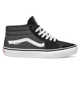 Vans Vans Shoe Skate Grosso Mid (Black/White)