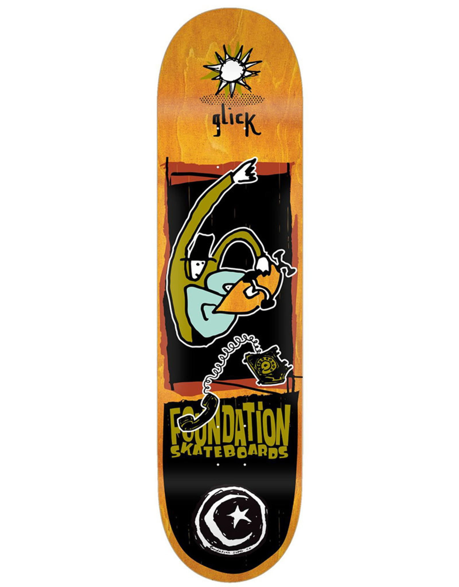 Foundation Foundation Deck Glick Phone Call (8.5)