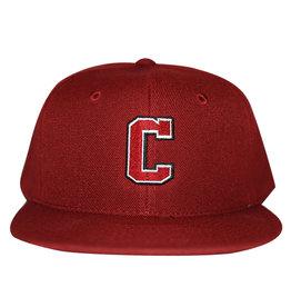 Stix Stix Hat Claremont Collegiate Snapback (Maroon)
