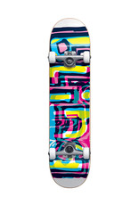 Blind Blind Complete Logo Glitch First Push Youth White  (7.25)