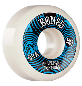 Bones Bones Wheels SPF Ripples P5 Sidecut White (56mm/84b)