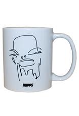 Hopps Hopps Mug Dreamer White