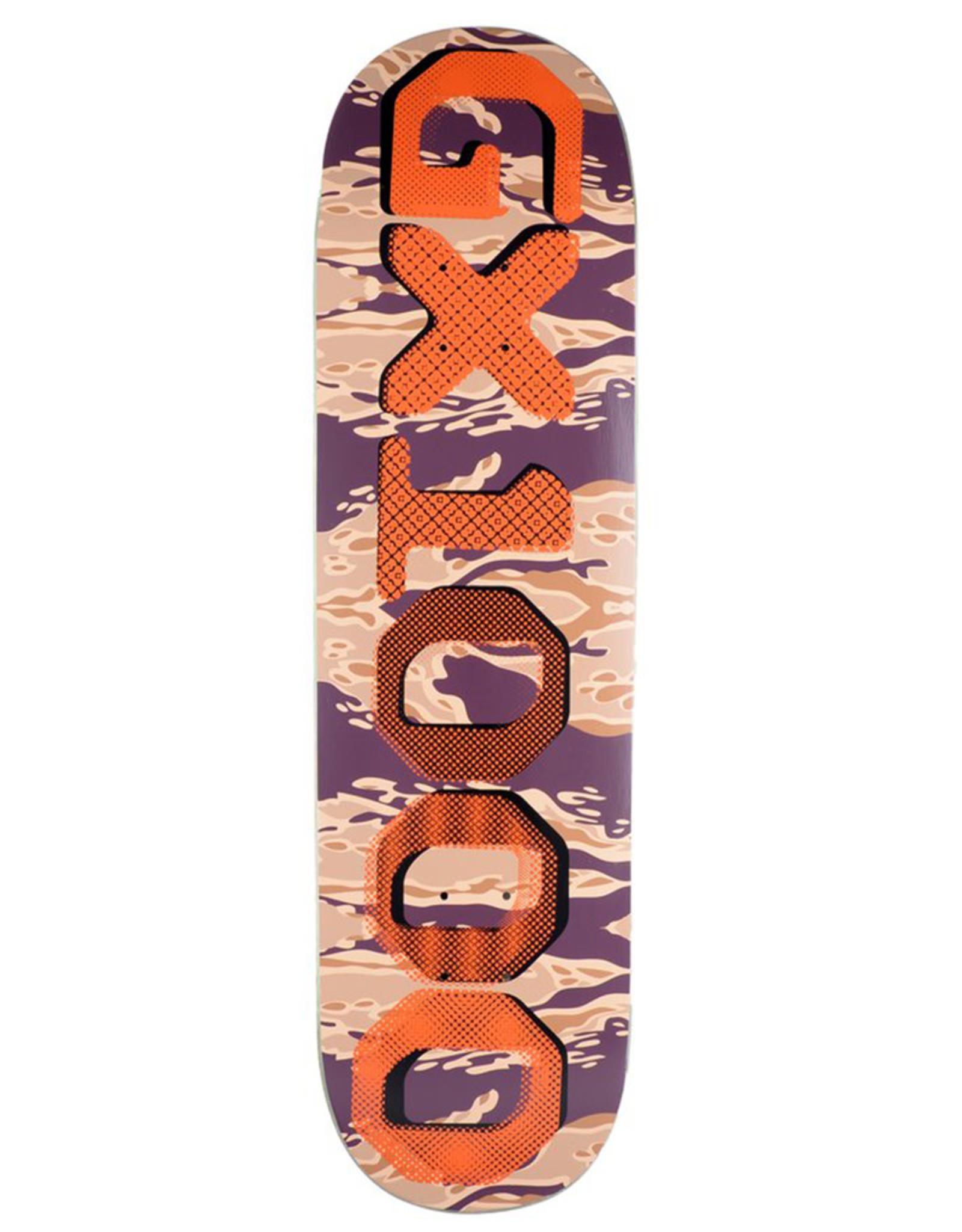 GX1000 GX-1000 Deck Team OG Tiger Camo (8.25)