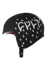 S-One S-One Helmet Adult Retro (Black Matte Cult/Black Straps)