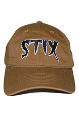 Stix Stix Hat Bad People Strapback (Coyote/Black/White)