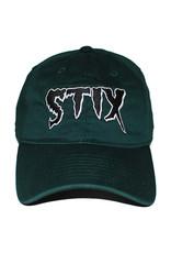 Stix Stix Hat Bad People Strapback (Hunter/Black/White)