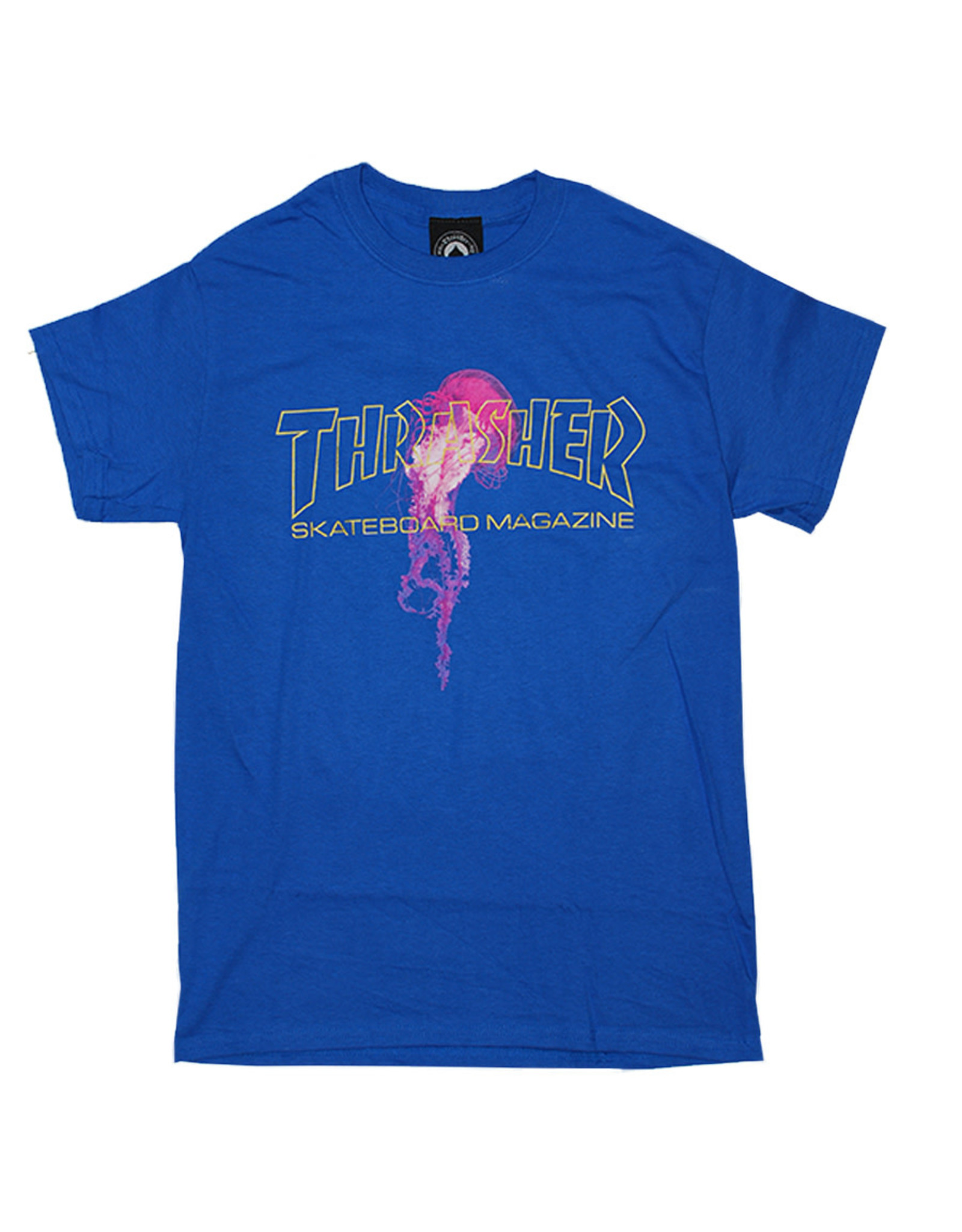 Thrasher Thrasher Tee Mens Atlantic Drift S/S (Royal Blue)