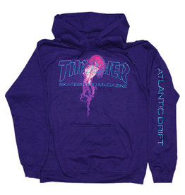 Thrasher Thrasher Hood Mens Atlantic Drift (Purple)