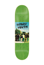 Zero Skateboards Zero Deck Team Misled Youth Assorted (8.25)