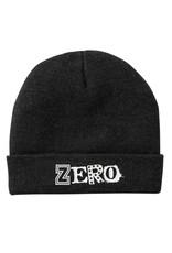 Zero Skateboards Zero Beanie Legacy Ransom Cuff (Black)