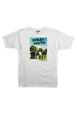Zero Tee Misled Youth Photo Premium S/S (White)