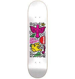 Almost Almost Deck Team Skateistan Sky Doodle R7 White (8.0)