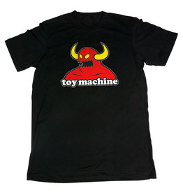 Toy Machine Toy Machine Tee Monster S/S (Black)