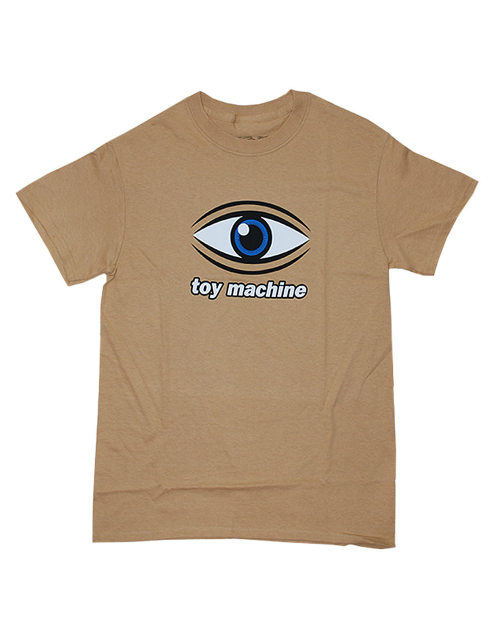 Toy Machine Toy Machine Tee Eye S/S (Ginger)