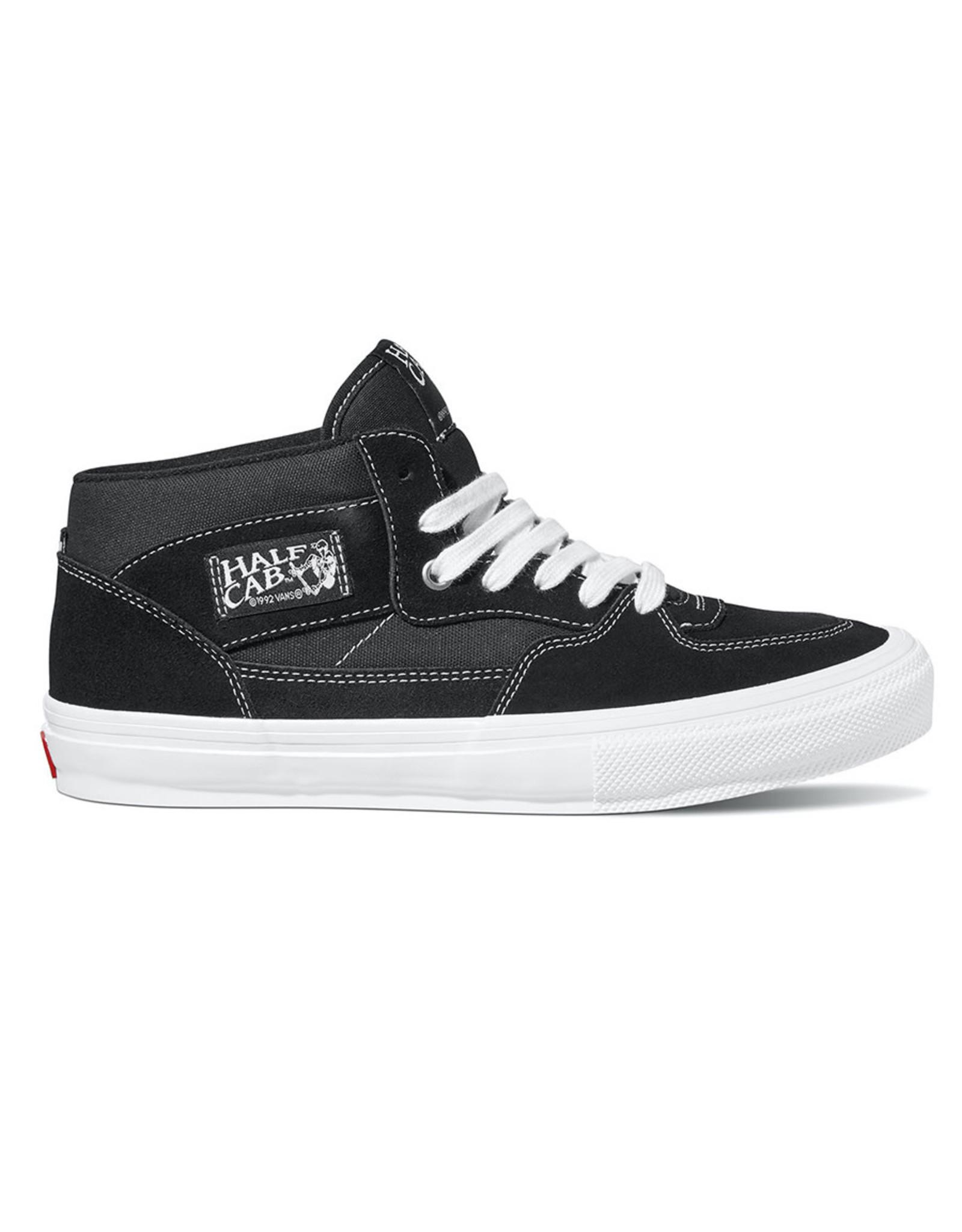 Vans Vans Shoe Skate Half Cab (Black/White)