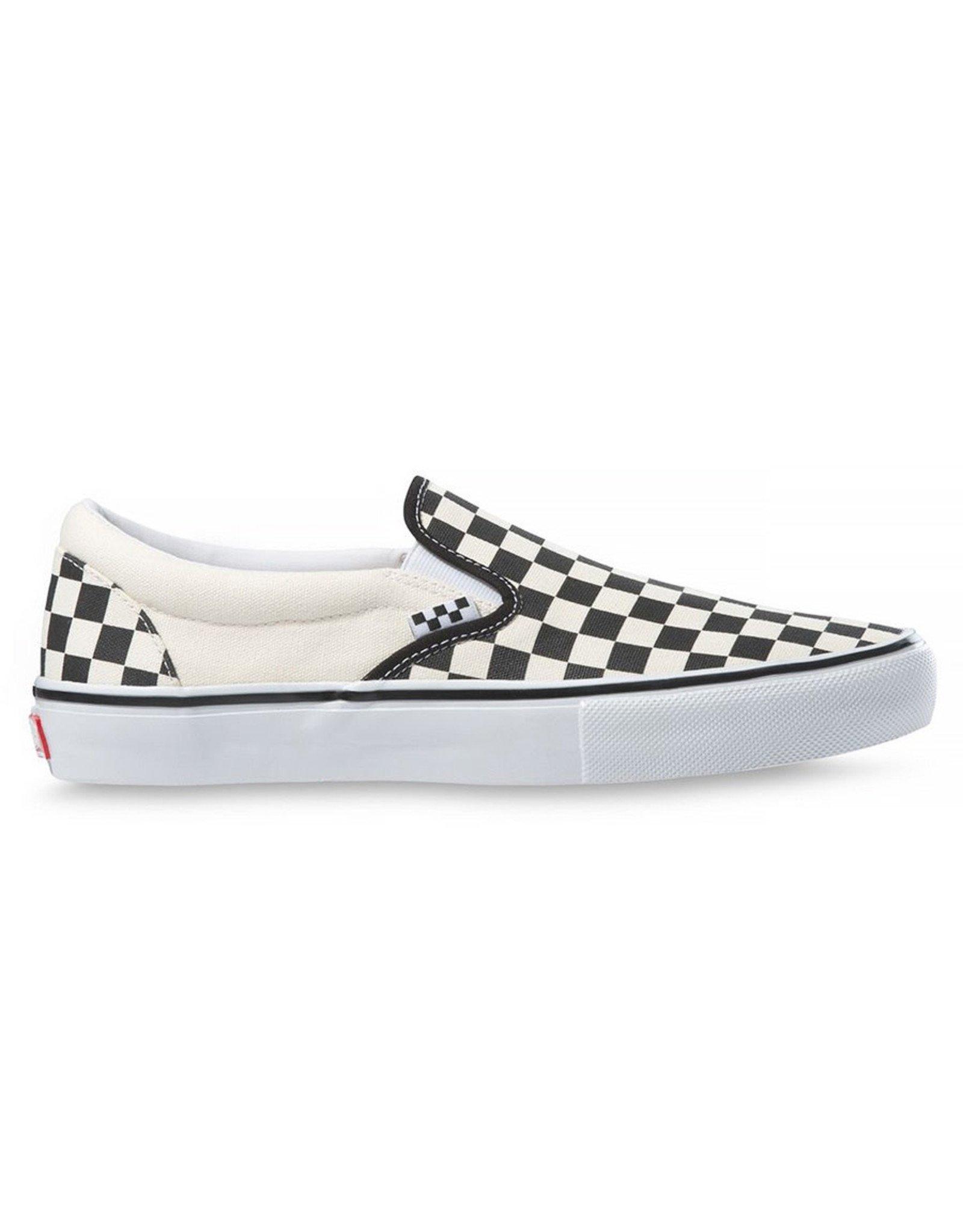 Vans Vans Shoe Skate Slip-On (Checker/Black/White)