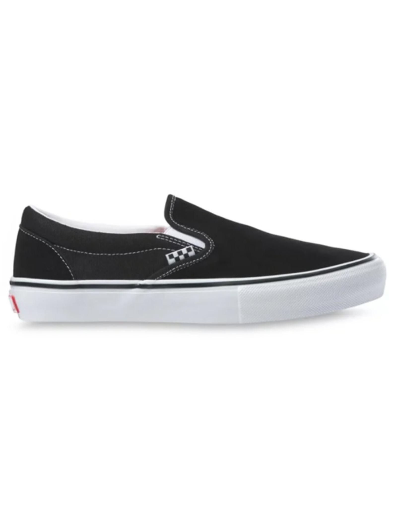 Vans Vans Shoe Skate Slip-On (Black/White)
