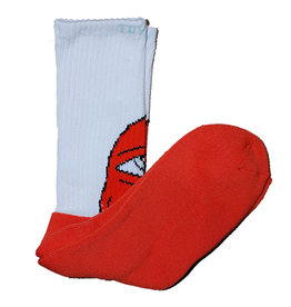 Toy Machine Toy Machine Socks Bored Sect Crew (White)